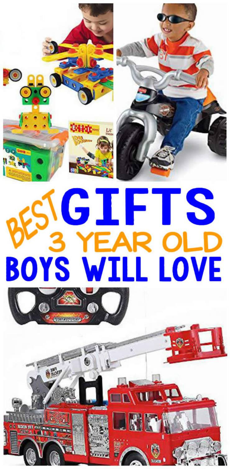 DIY Gifts For 3 Year Old  BEST Gifts 3 Year Old Boys Will Love