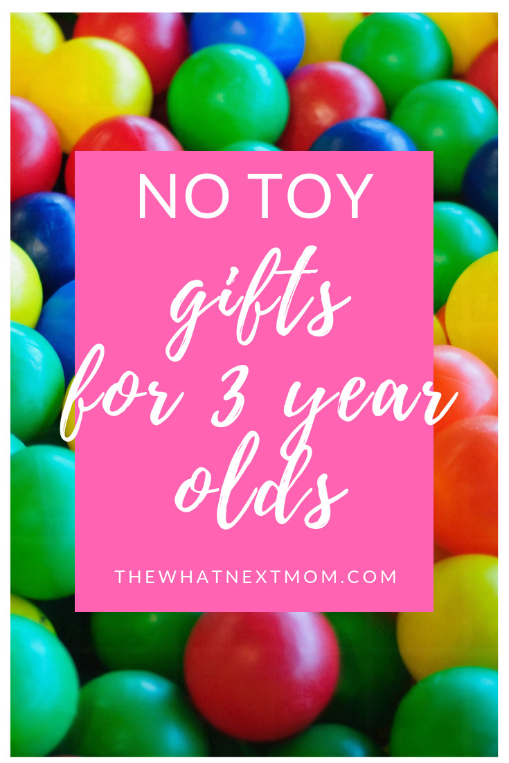 DIY Gifts For 3 Year Old  23 Gifts for Three Year Olds That Aren t Toys With images