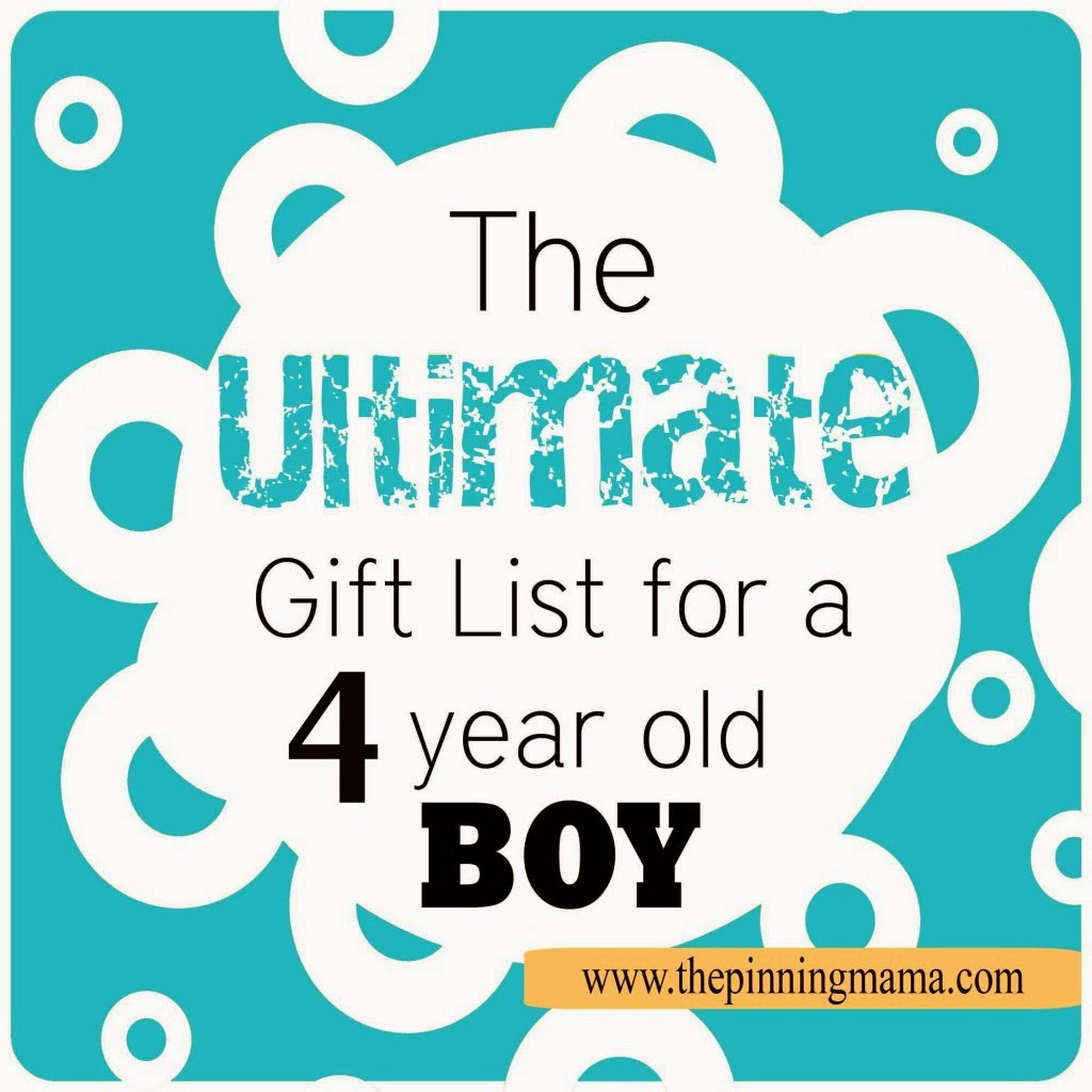 DIY Gifts For 3 Year Old  12 Toddler Boy Party Ideas