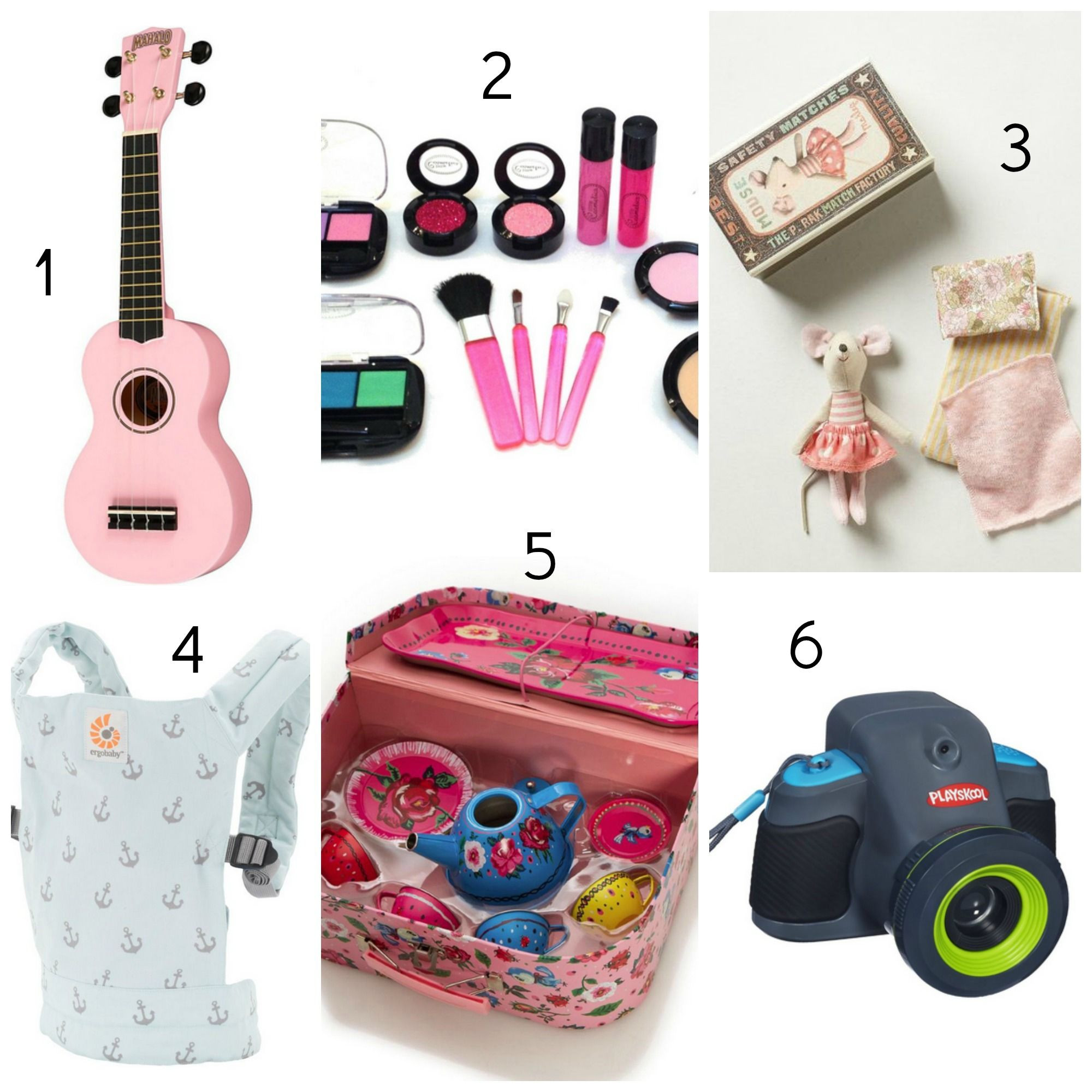 DIY Gifts For 3 Year Old  Gift Guide For Little Girls 3 5 Year Olds