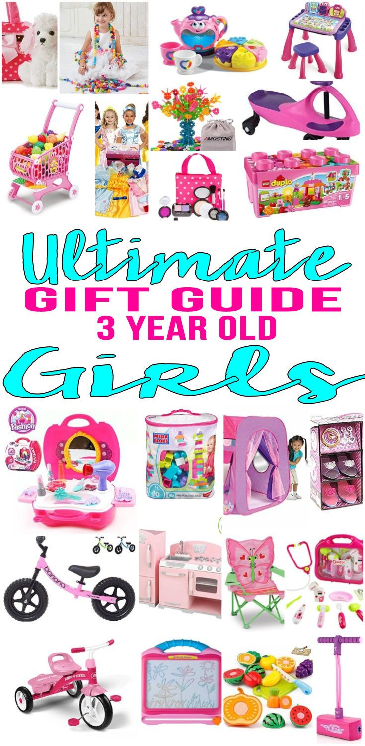 DIY Gifts For 3 Year Old  Best Gifts for 3 Year Old Girls