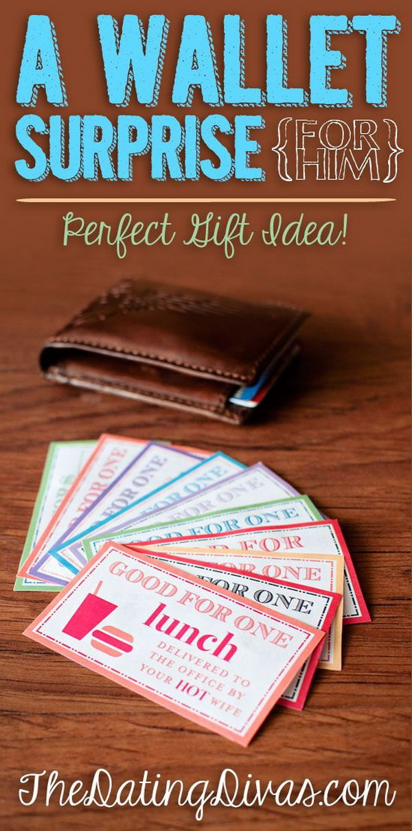 DIY Gifts For Him  25 DIY Gifts for Him With Lots of Tutorials