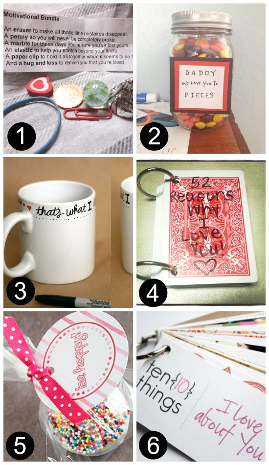 DIY Gifts For Him  50 Just Because Gift Ideas For Him from The Dating Divas