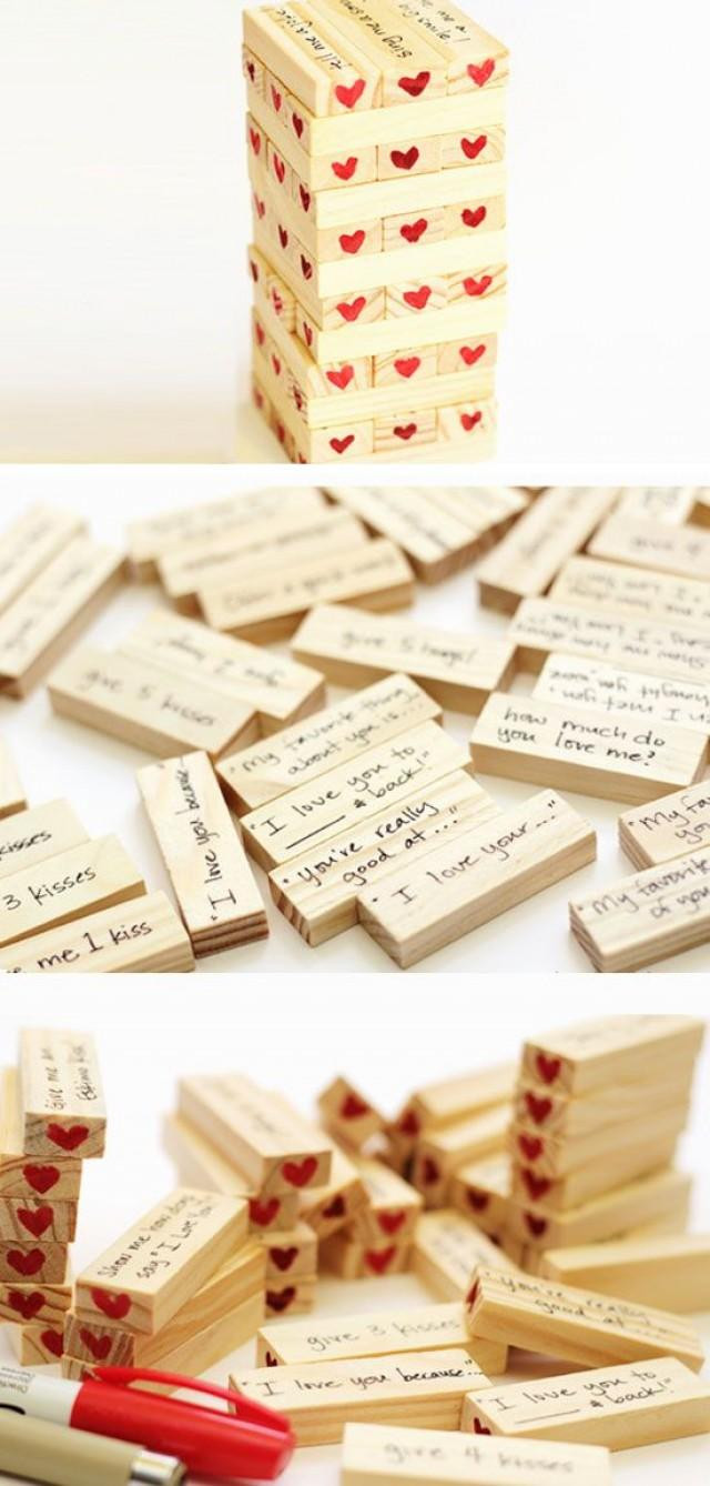 DIY Gifts For Him  23 Romantic DIY Anniversary Gifts For Him Weddbook