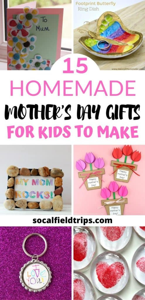 DIY Gifts For Kids  15 Homemade Mother s Day Gifts For Kids To Make SoCal