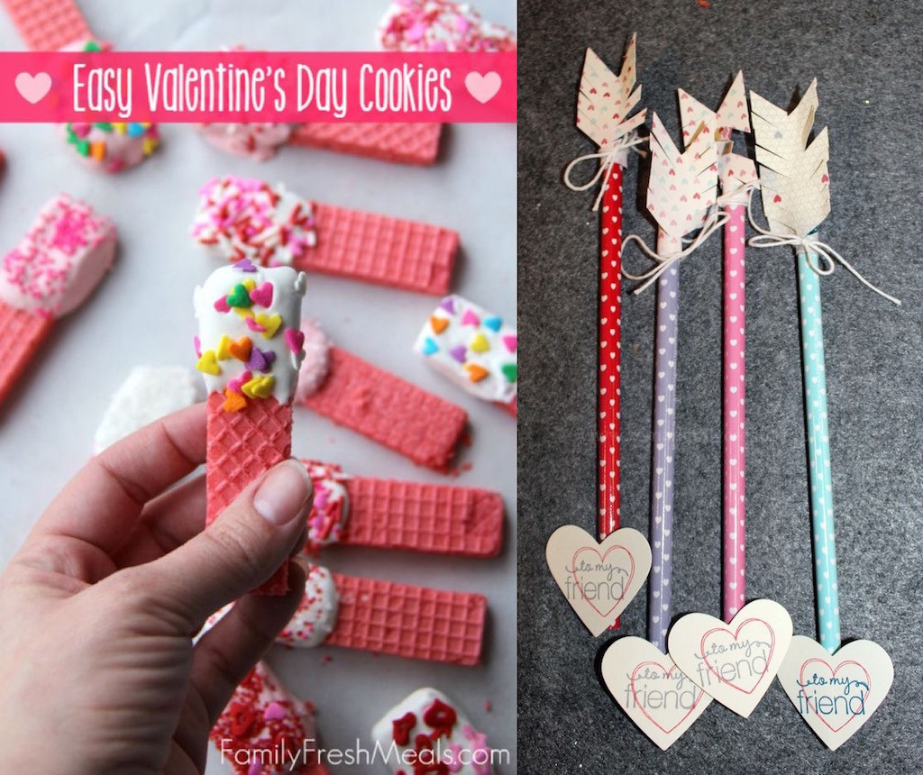DIY Gifts For Kids  25 DIY Valentine Gifts For Kids You'll Love Feed Inspiration