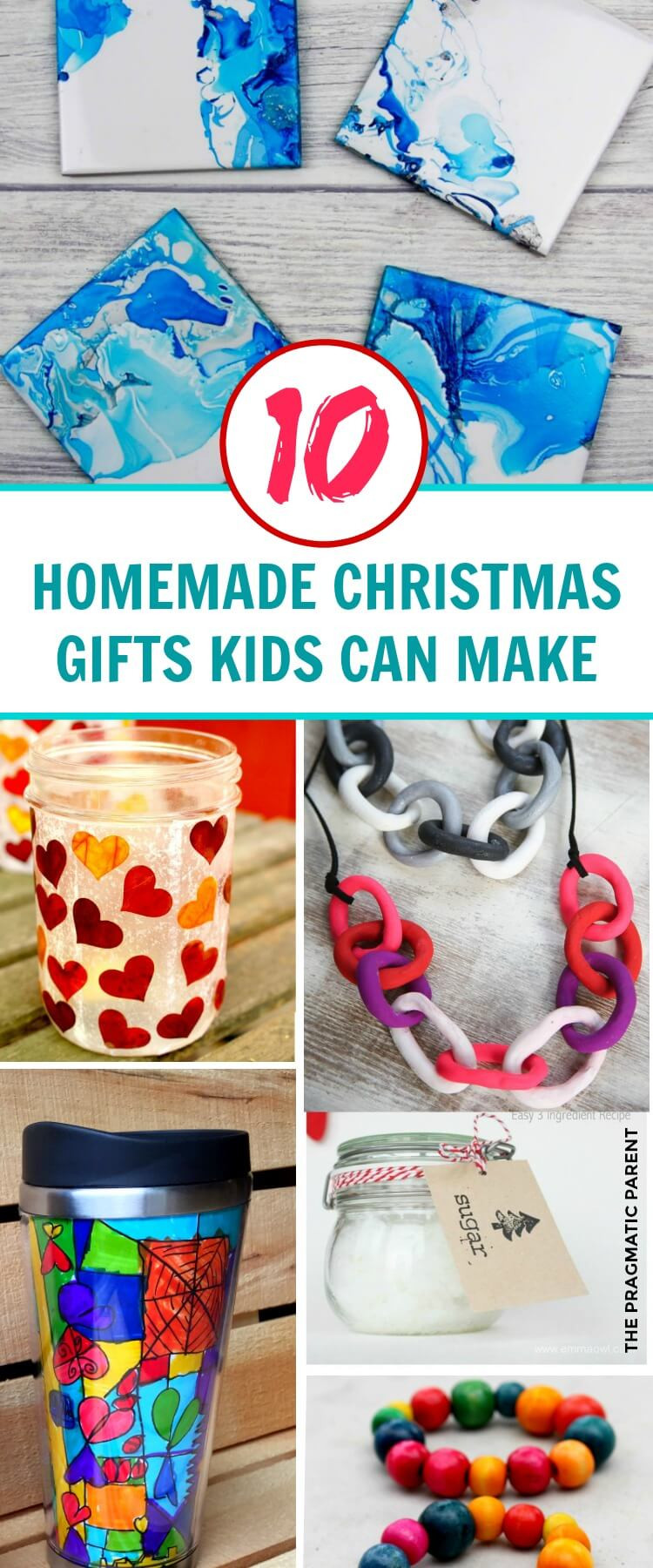DIY Gifts For Kids To Make  10 Beautiful Homemade Christmas Gifts Kids Can Make This 2020
