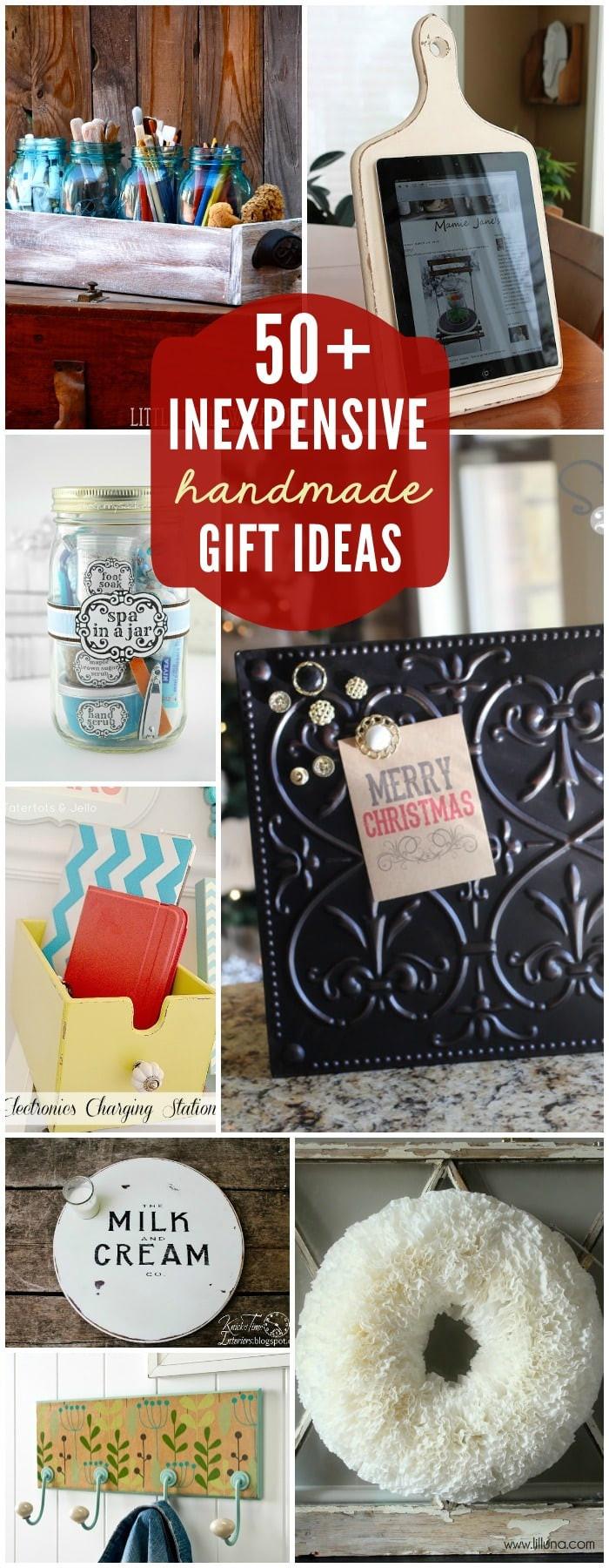 DIY Holiday Gift Ideas  Easy DIY Gift Ideas