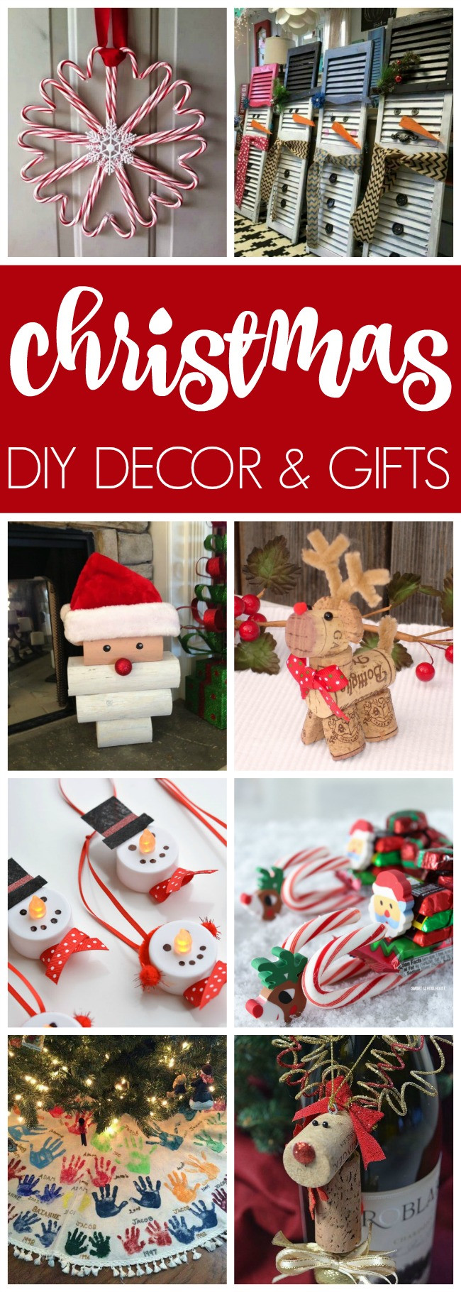 DIY Holiday Gift Ideas  17 Epic Christmas Craft Ideas Pretty My Party