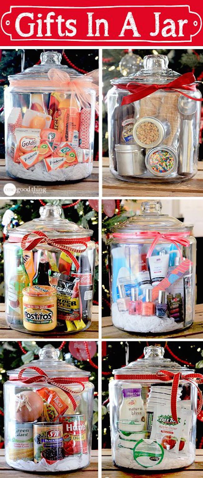 DIY Holiday Gift Ideas  Christmas Gift Ideas