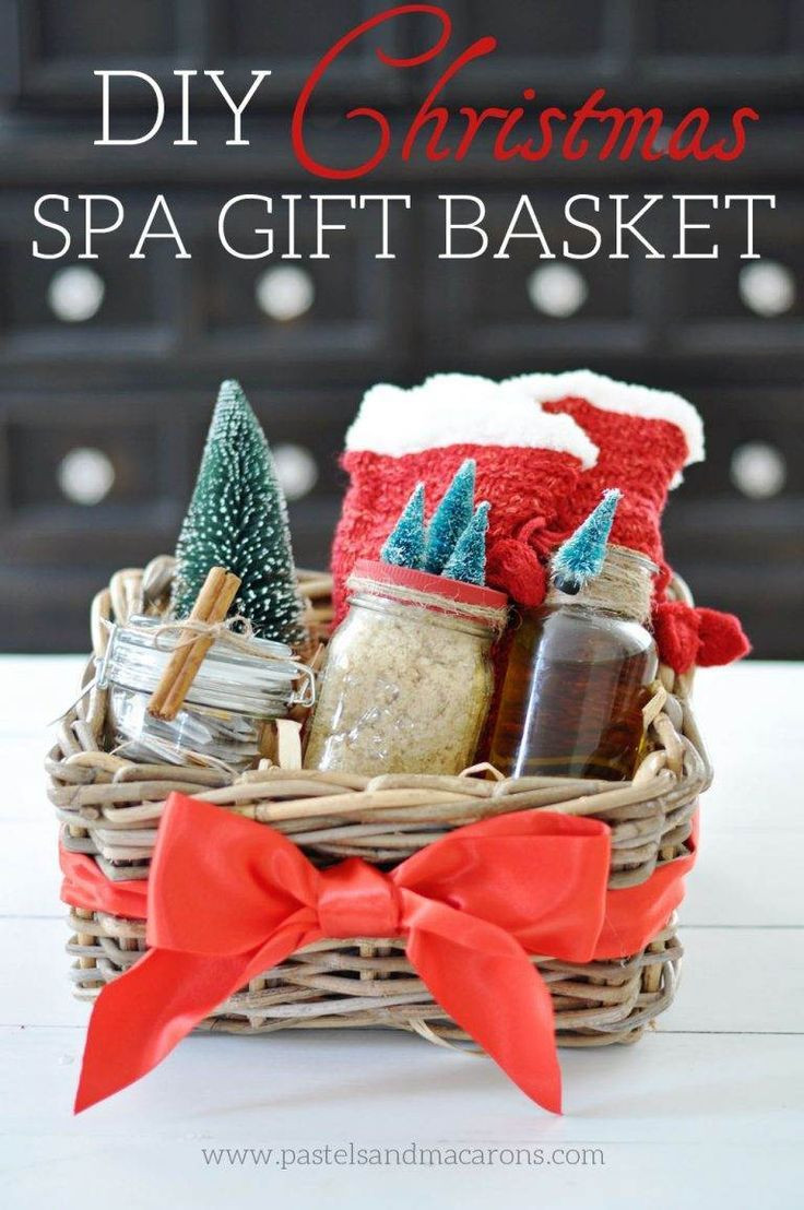 DIY Holiday Gift Ideas  Top 10 DIY Gift Basket Ideas for Christmas Top Inspired