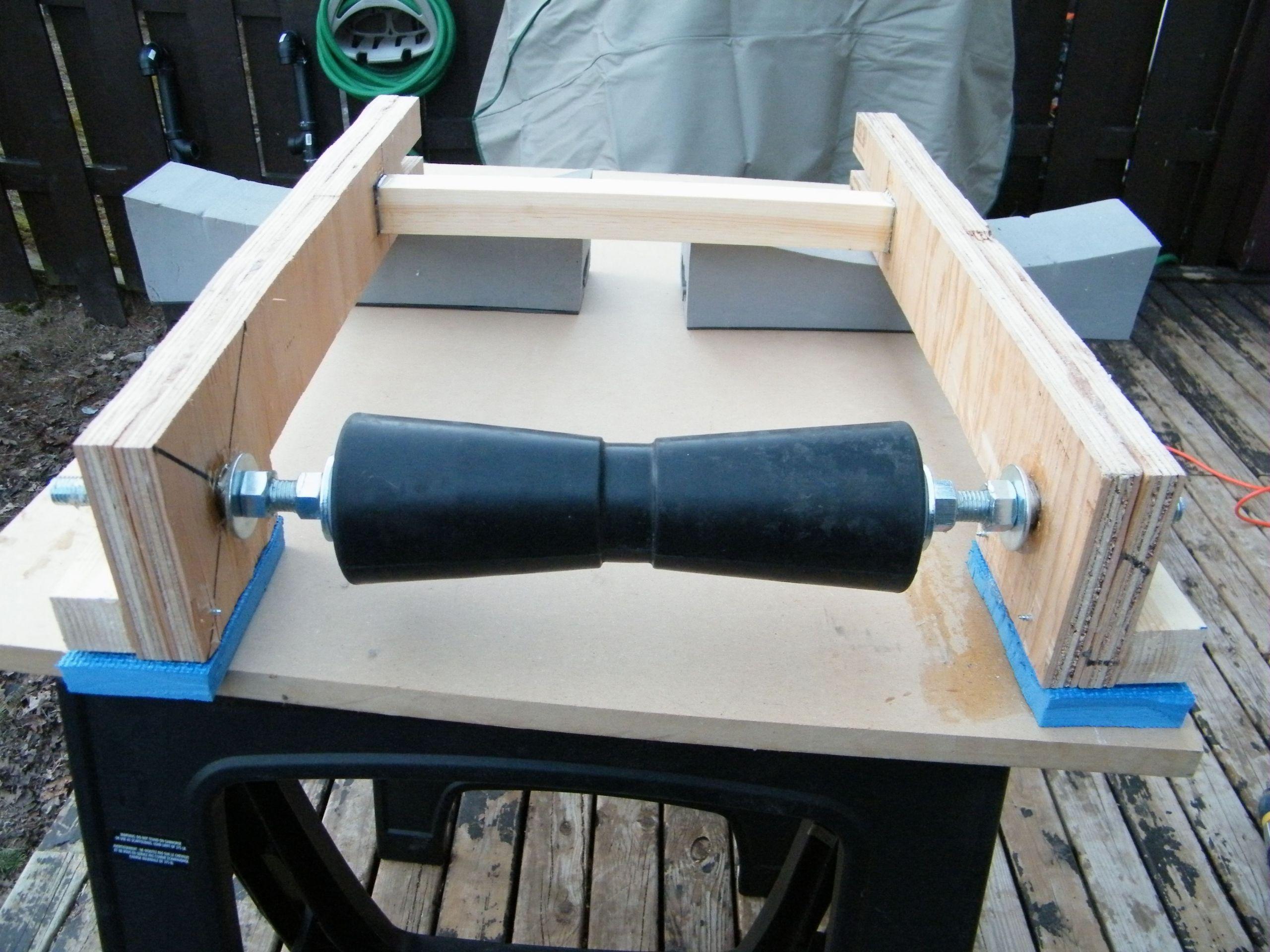 DIY Kayak Rack Pvc  Diy pvc kayak car rack