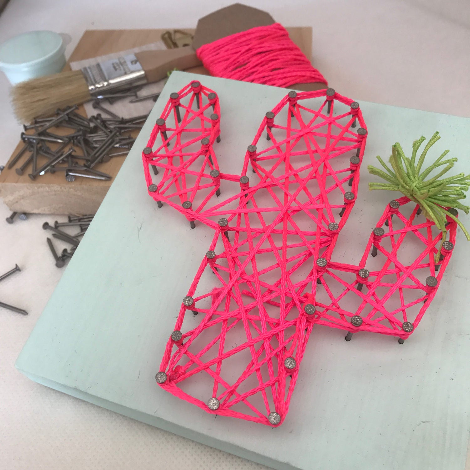 DIY Kits For Adults  DIY String Art Kit Craft Kit Gift for Adults Gift for