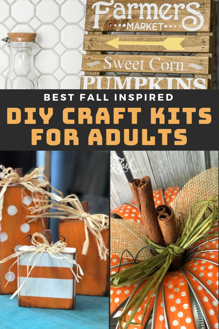 DIY Kits For Adults  Best DIY Craft Kits for Adults to Try This Fall Soap