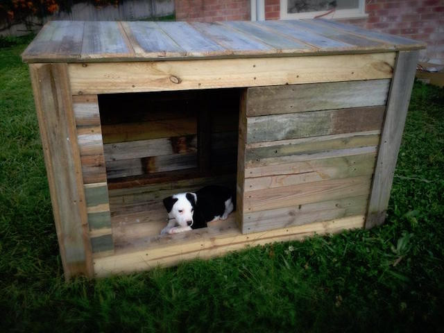 DIY Large Dog House  DIY Dog House Ideas For Crafty And Not So Crafty Dog Lovers