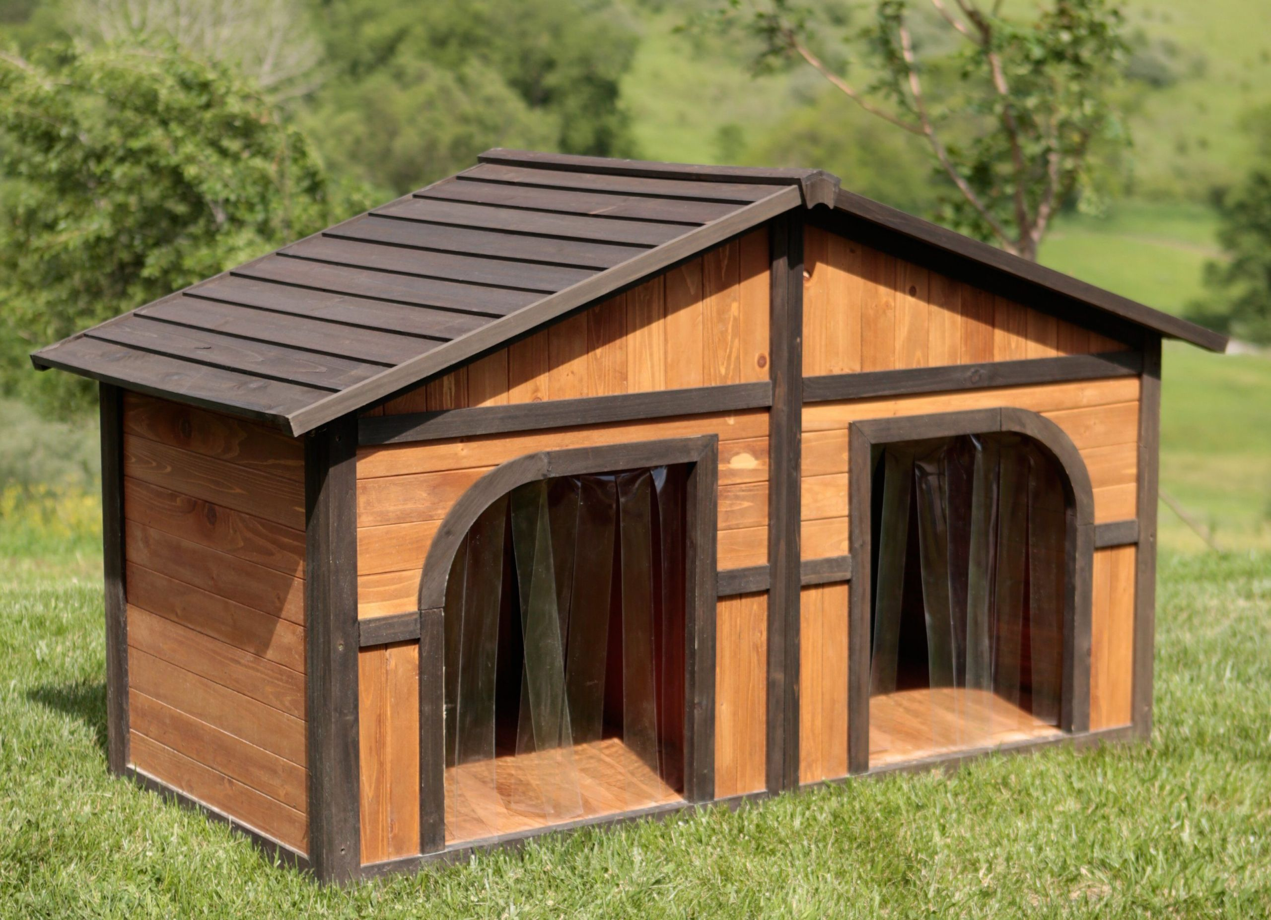 DIY Large Dog House  10 Simple But Beautiful DIY Dog House Designs That You Can