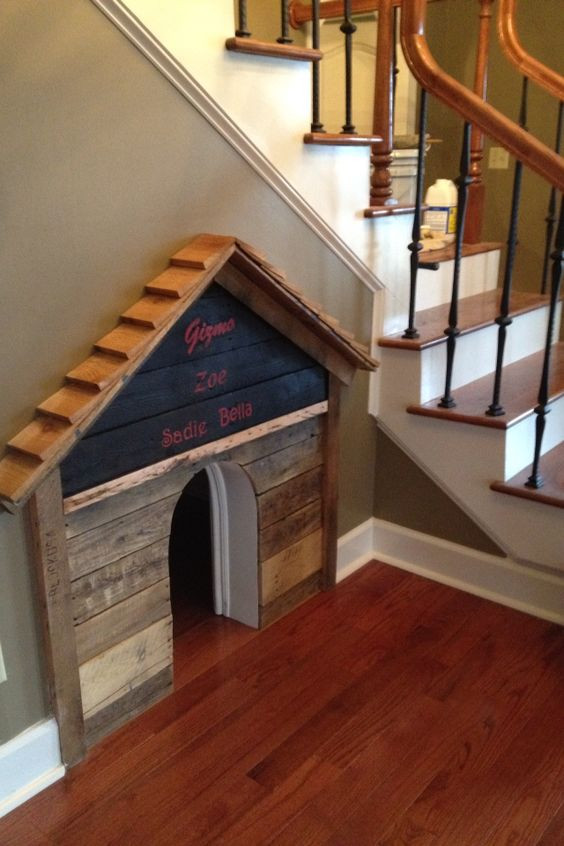 DIY Large Dog House  21 DIY Dog Houses To Pamper and Spoil Your Furry Friend With
