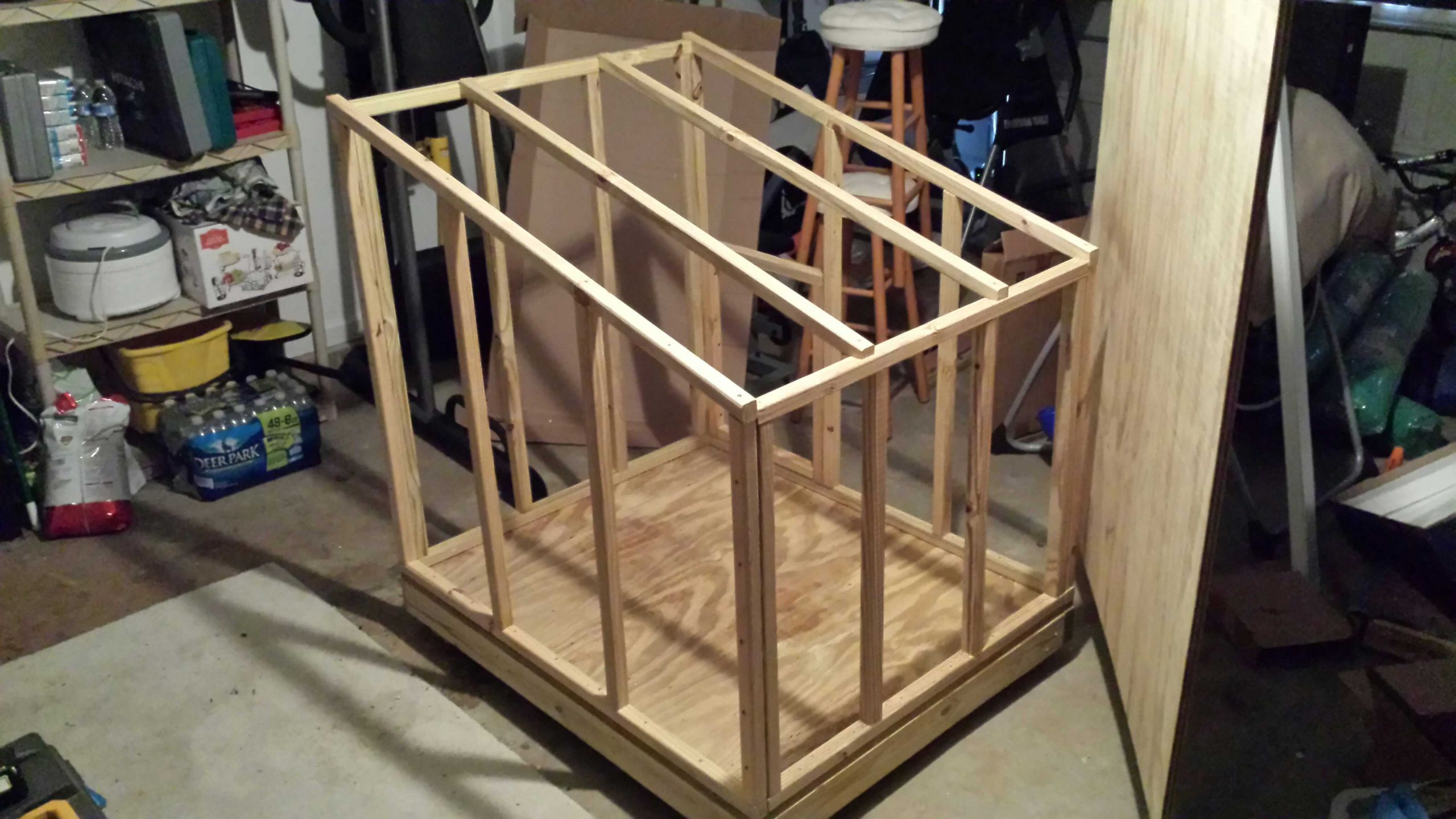 DIY Large Dog House  DIY Dog House Shelter DIY