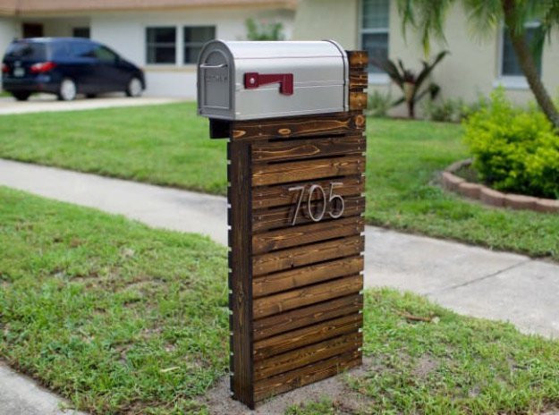 DIY Mailbox Ideas  DIY Mailboxes Project Ideas DIY Projects Craft Ideas & How