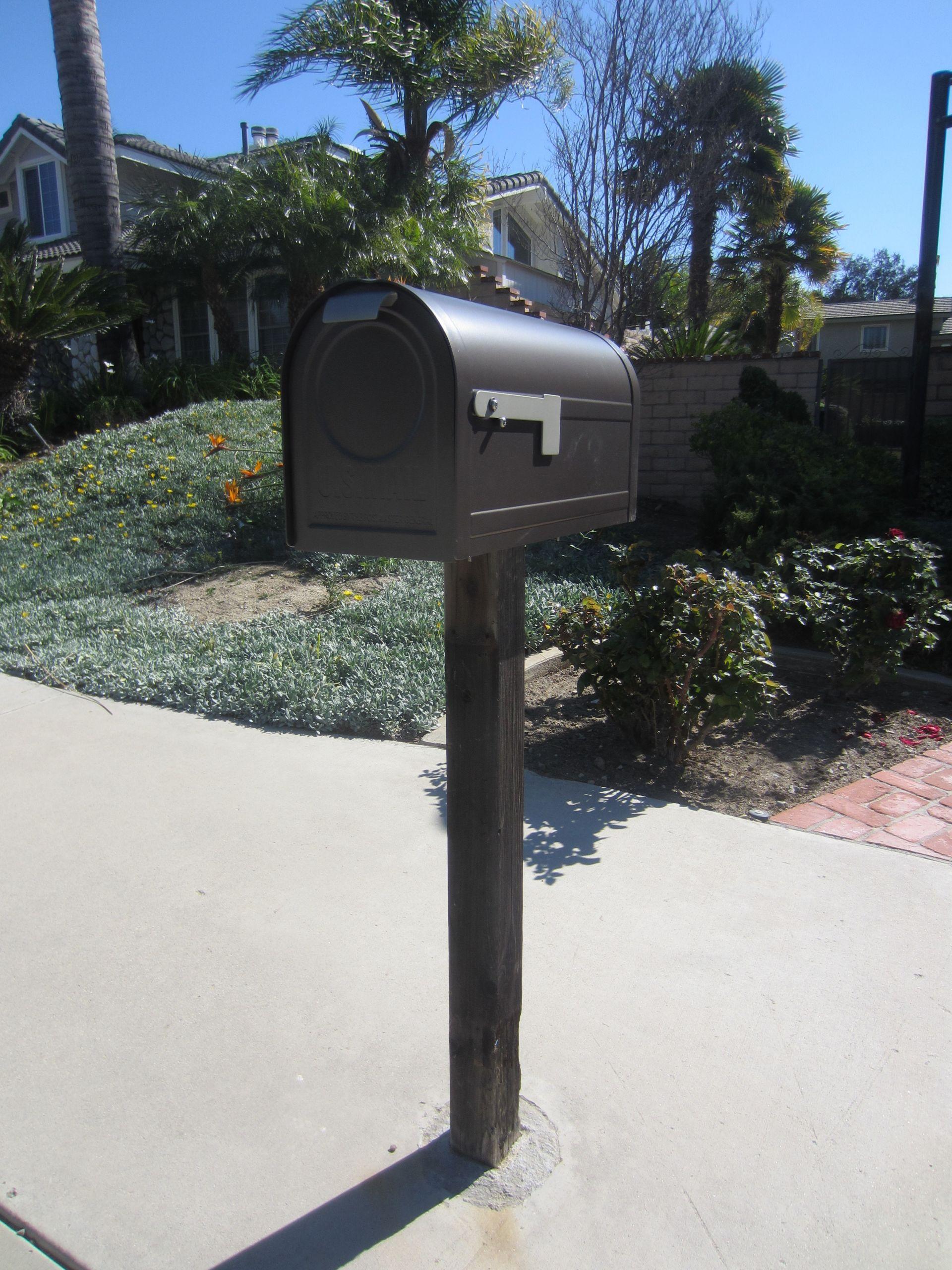 DIY Mailbox Ideas  Mailbox Ideas DIY Inspired