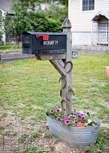 DIY Mailbox Ideas  8 Easy DIY Mailbox Designs Decorative Mailbox Ideas