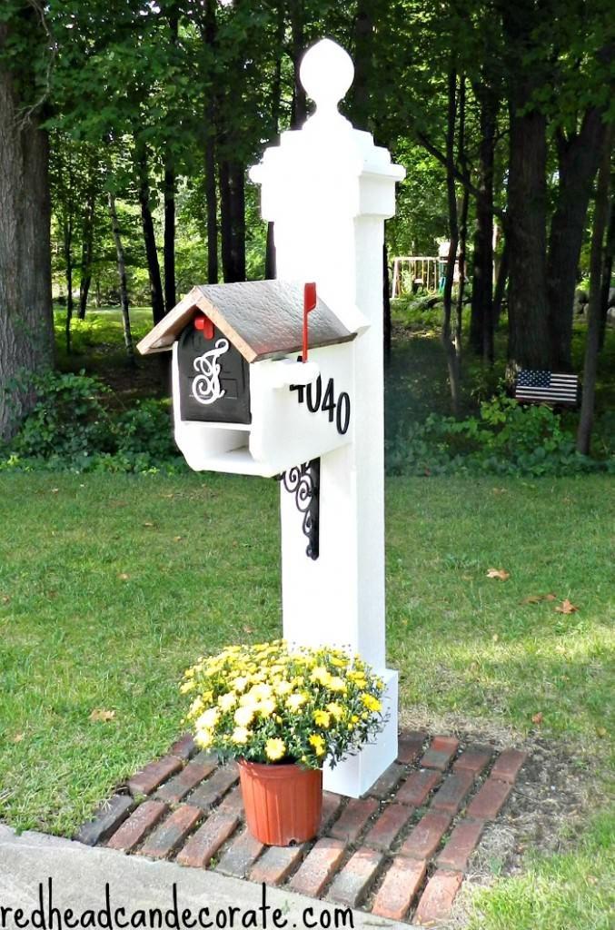 DIY Mailbox Ideas  You've Got Mail 11 Ways To DIY Your Mailbox