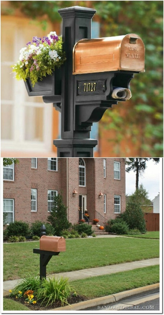 DIY Mailbox Ideas  15 Amazingly Easy DIY Mailboxes That Will Improve Your