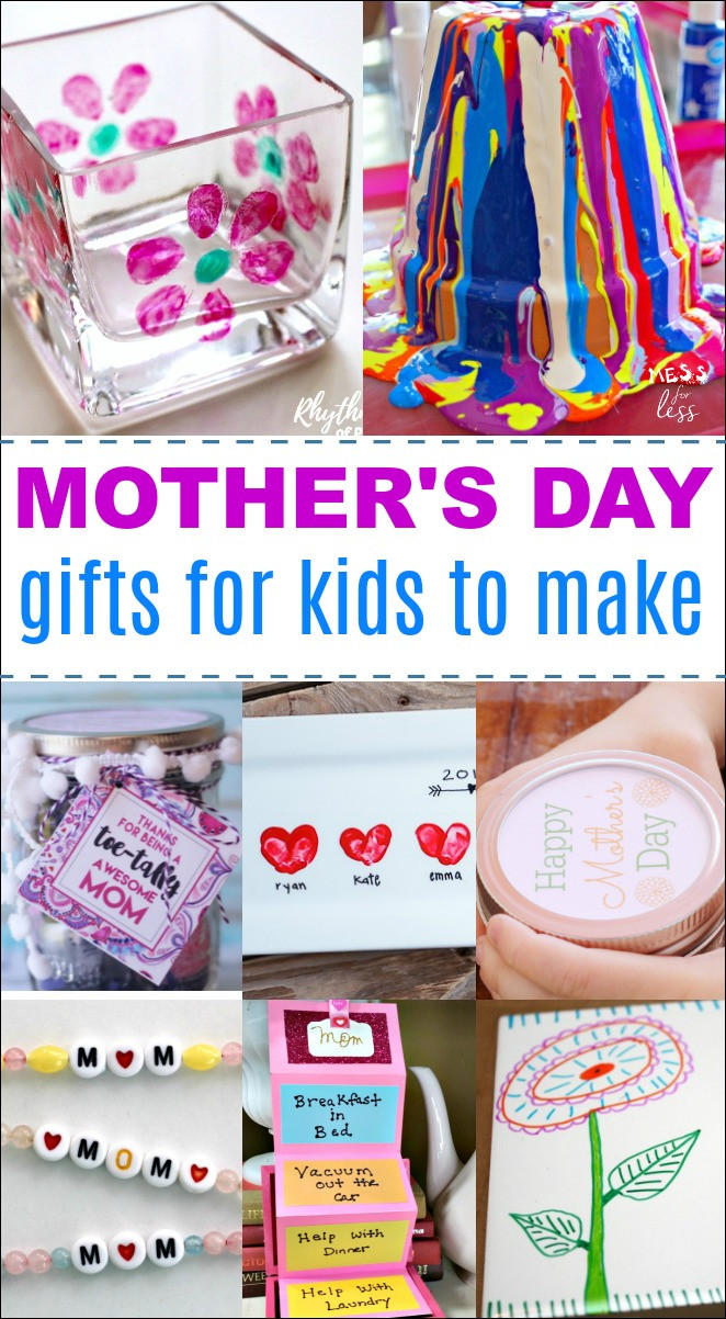 DIY Mother Gifts  DIY Mother s Day Gifts Mess for Less
