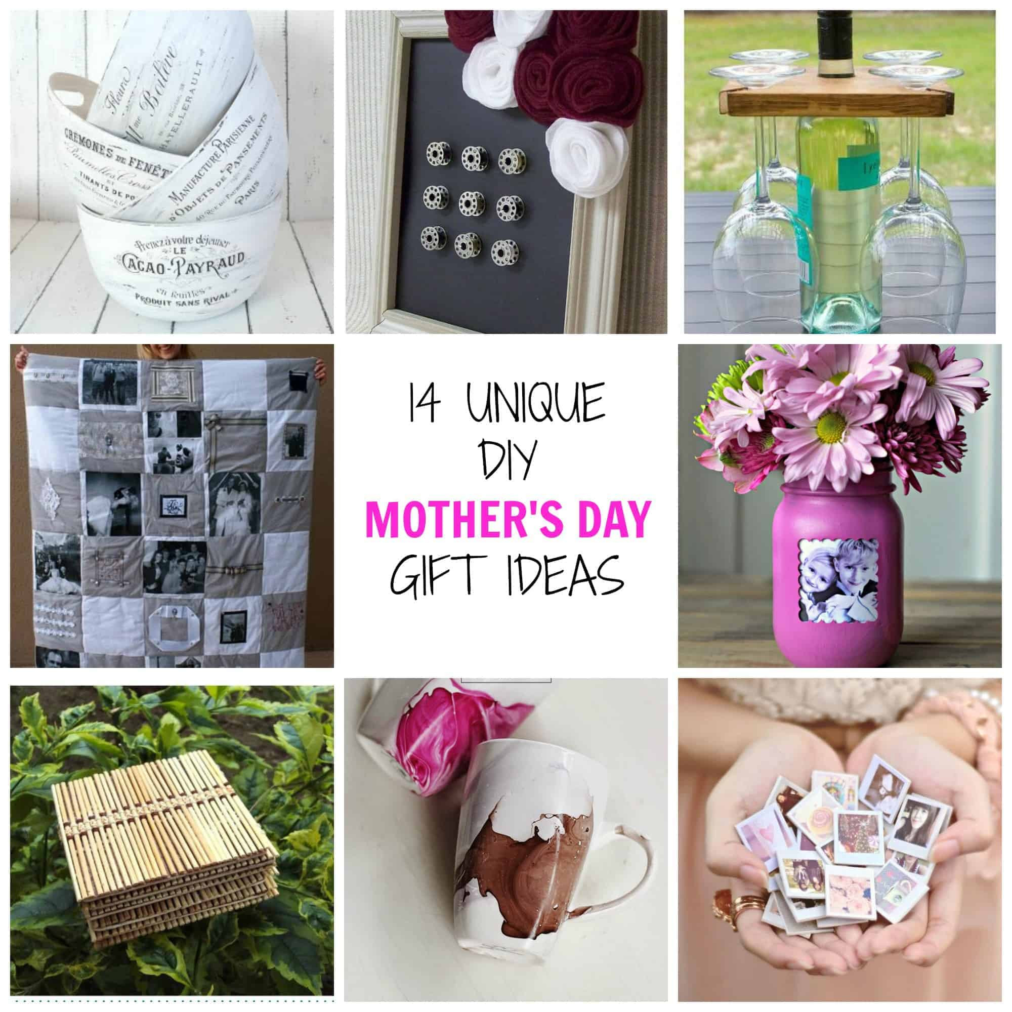 DIY Mother Gifts  14 Unique DIY Mother s Day Gifts Simplify Create Inspire