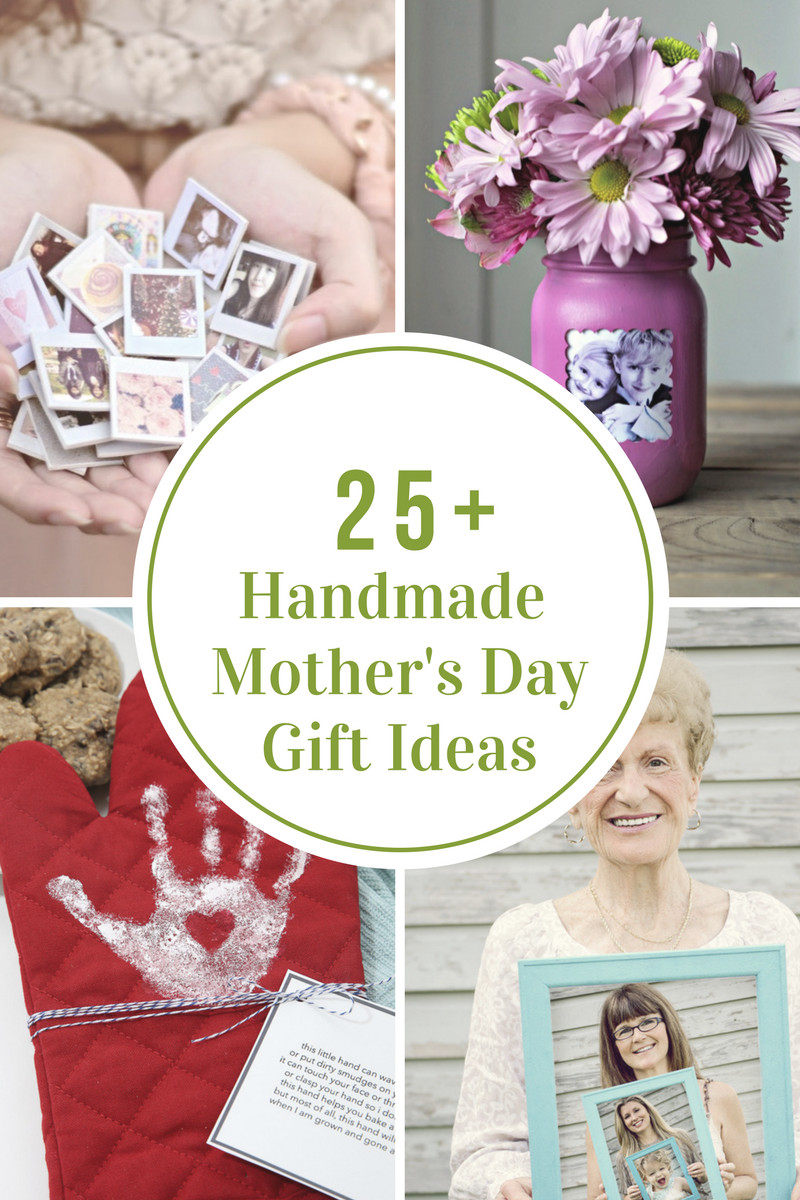DIY Mother Gifts  43 DIY Mothers Day Gifts Handmade Gift Ideas For Mom