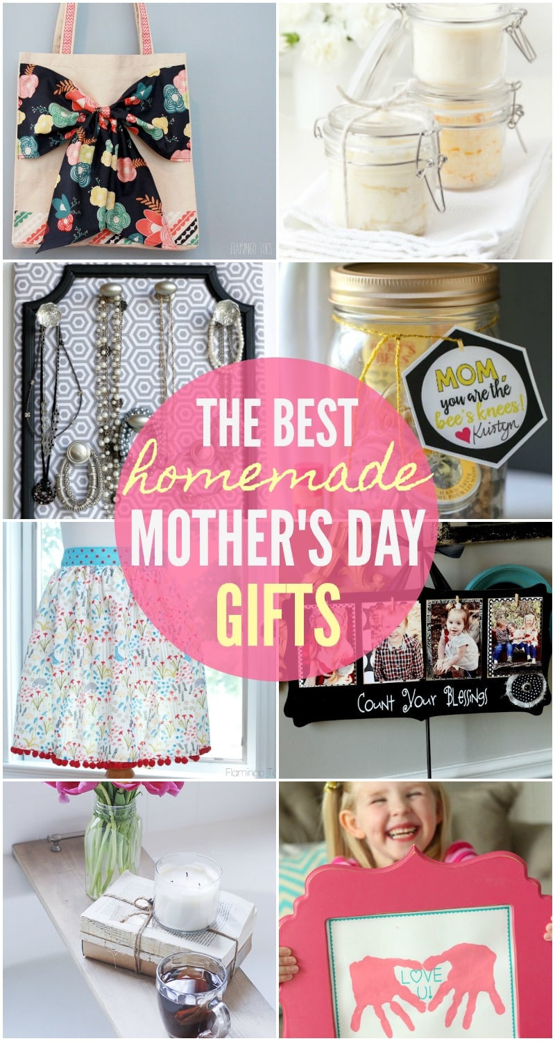 DIY Mother Gifts  BEST Homemade Mothers Day Gifts so many great ideas