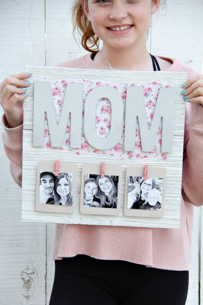 DIY Mother Gifts  10 Easy DIY Mother's Day Gift Ideas