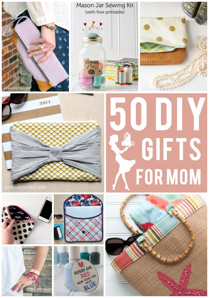 DIY Mother Gifts  50 DIY Mother s Day Gift Ideas