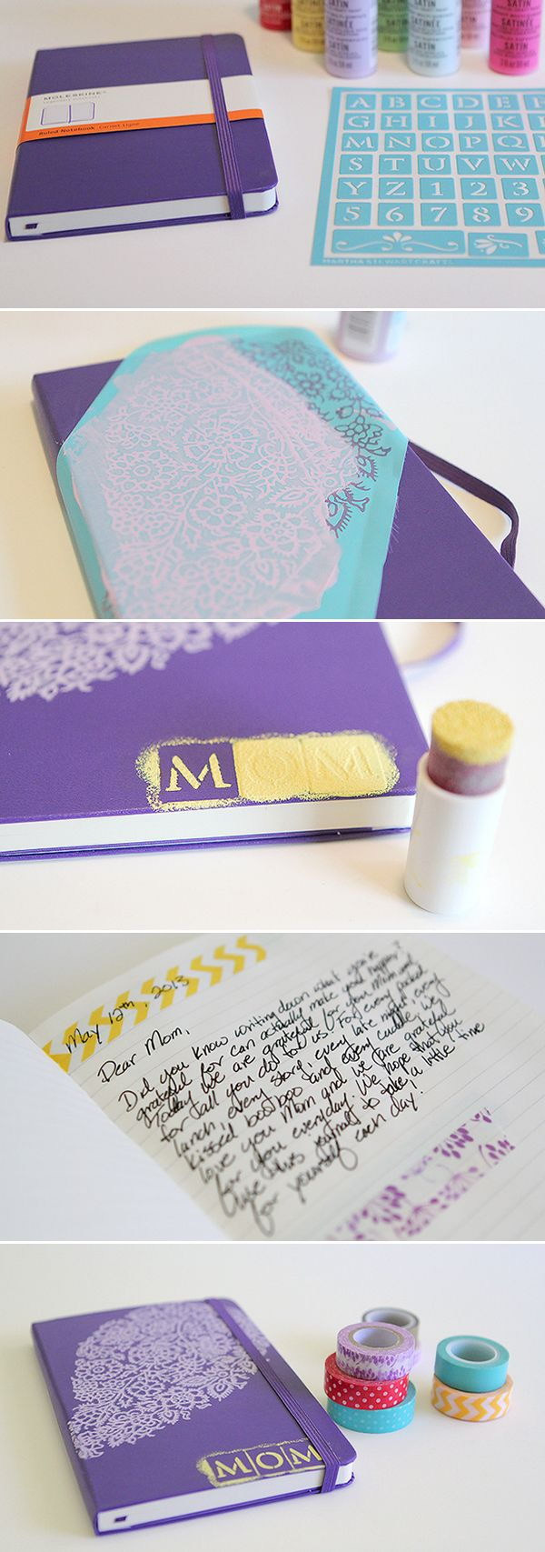 DIY Mother Gifts  20 Heartfelt DIY Gifts for Mom Noted List