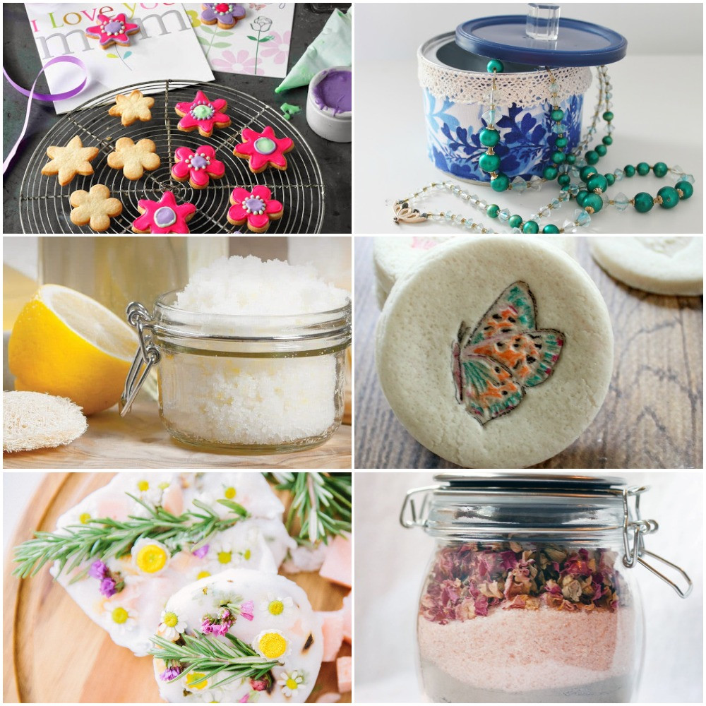 DIY Mother Gifts  21 Ideas for Homemade Mother s Day Gifts She Will Treasure