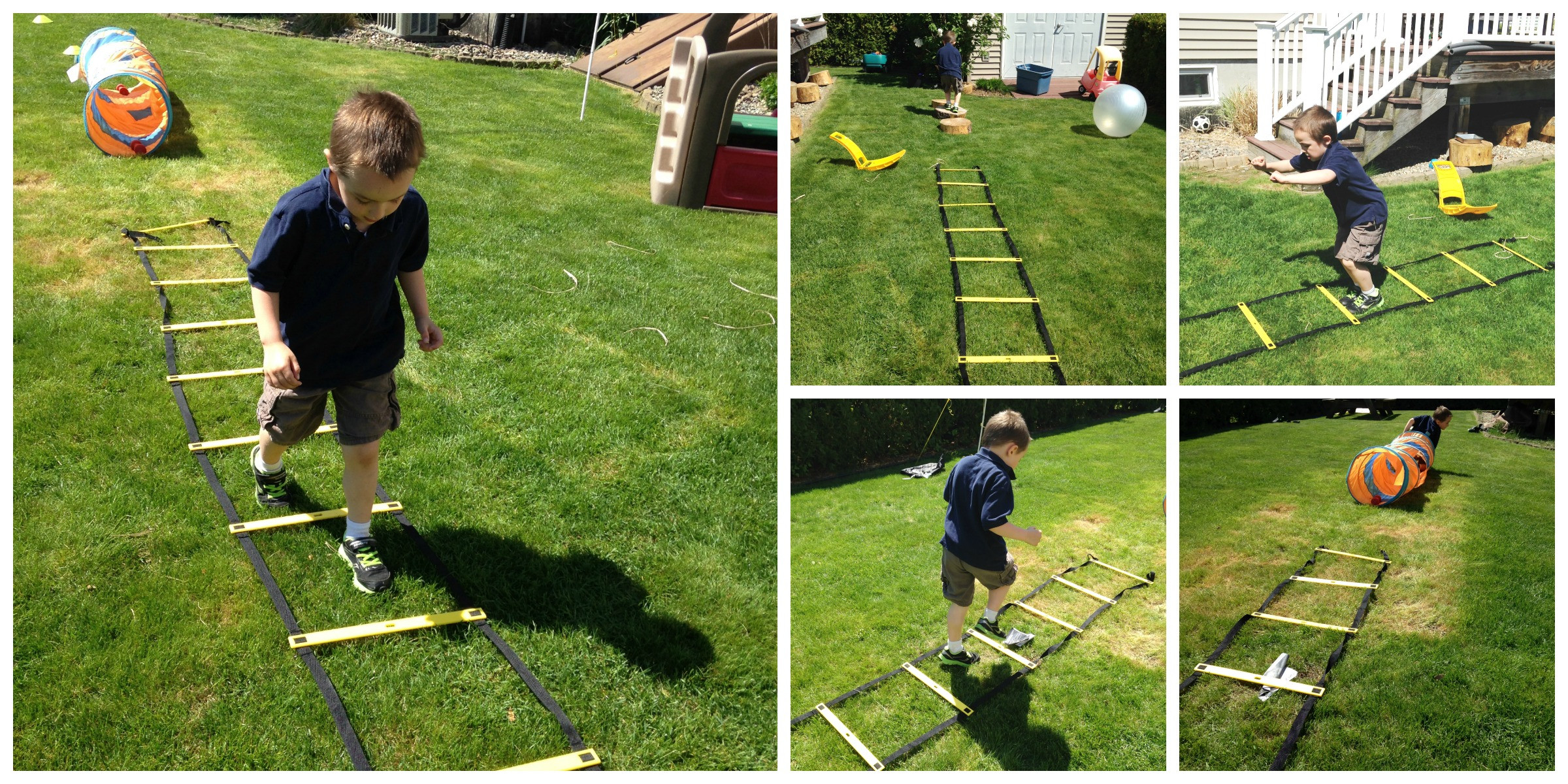 DIY Obstacle Course For Kids  6 Easy DIY Games For Your Kids Chadwicks Blog