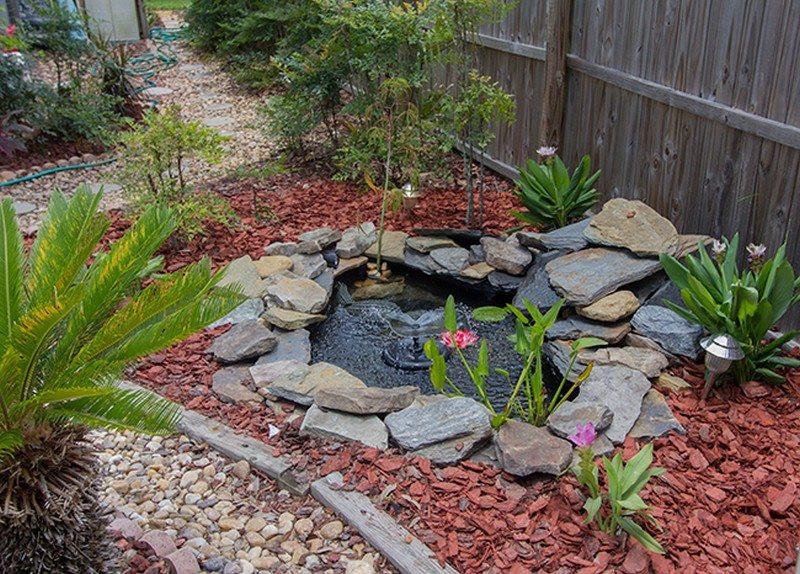 DIY Outdoor Aquarium  Awesome aquarium and fish pond ideas for your backyard