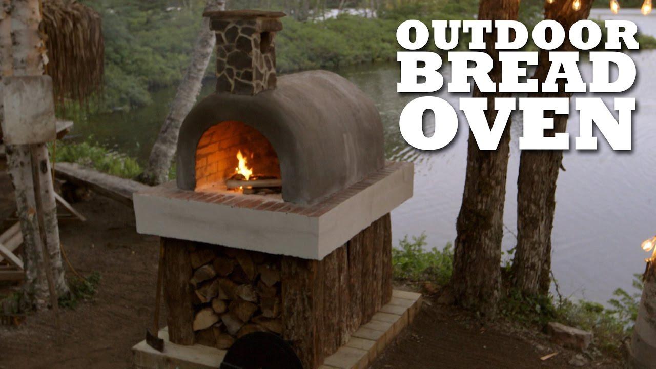 DIY Outdoor Oven  DIY Outdoor Bread Oven