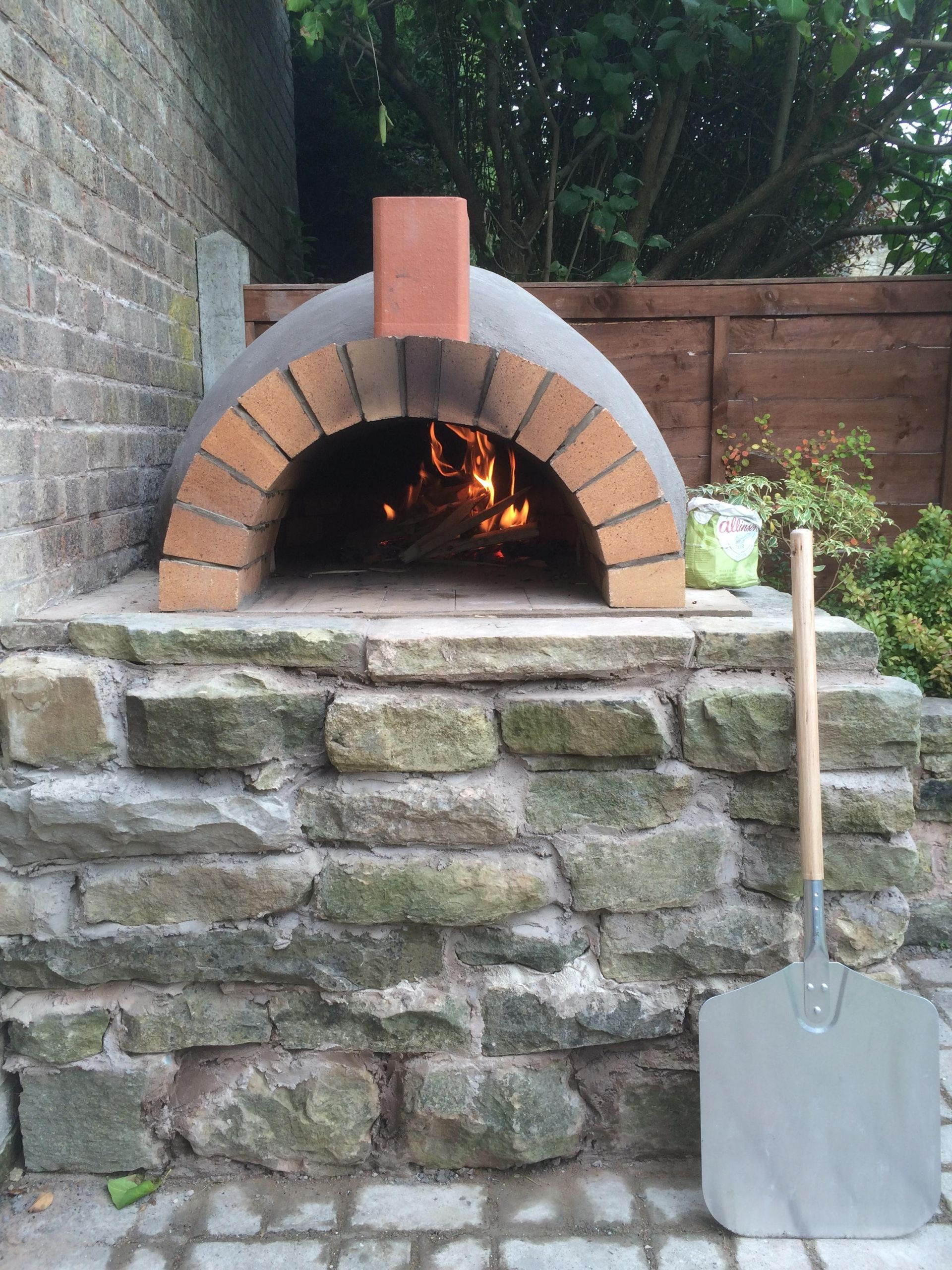 DIY Outdoor Oven  Steps To Make Best Outdoor Brick Pizza Oven