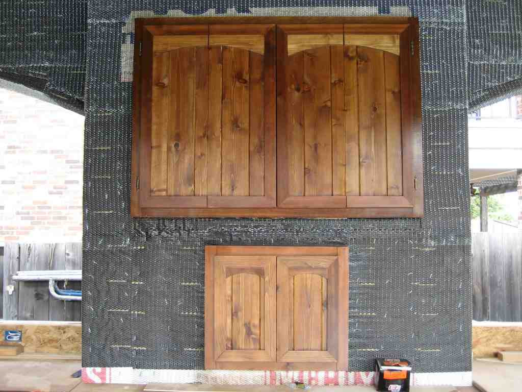 DIY Outdoor Tv Cabinet  Outdoor TV Cabinets for Flat Screens Home Furniture Design