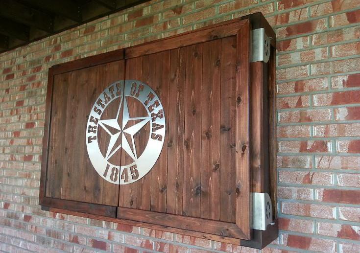 DIY Outdoor Tv Cabinet  DIY Outdoor TV Enclosure
