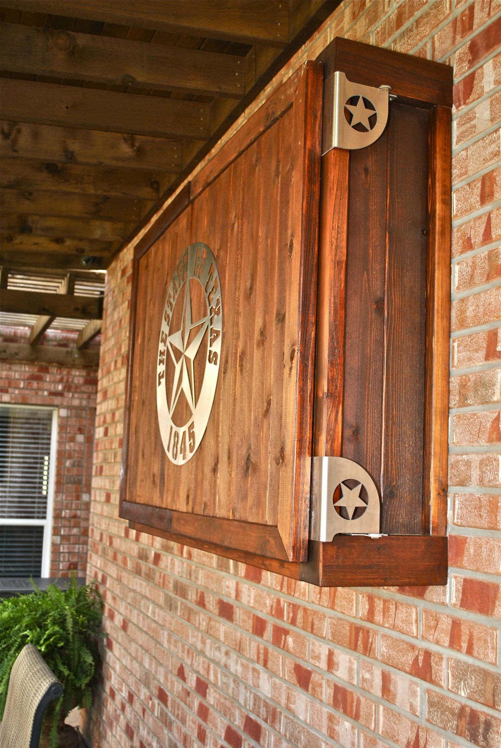 DIY Outdoor Tv Cabinet  Outdoor Outstanding Outdoor Tv Cabinets Design For Home