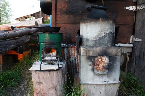 DIY Outdoor Wood Furnace  DIY Wood Furnace