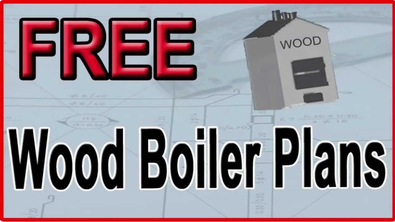 DIY Outdoor Wood Furnace  Free Wood Boiler Plans