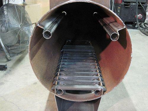 DIY Outdoor Wood Furnace  Wood Boiler Project Energy