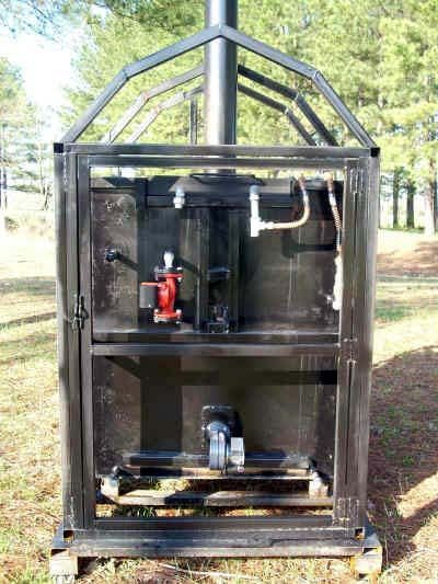 DIY Outdoor Wood Furnace  Plans how to build a clean burning outdoor furnace