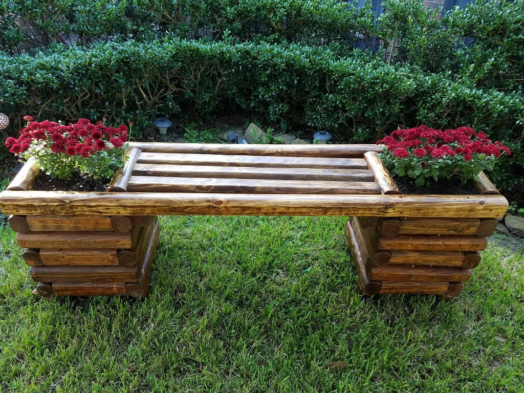 DIY Outdoor Workbench  20 Simple And Inviting DIY Outdoor Bench Ideas