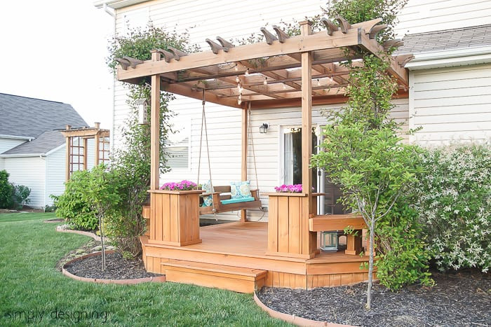 DIY Porch Swing Plans  Porch Swing Building Plans and Supply List