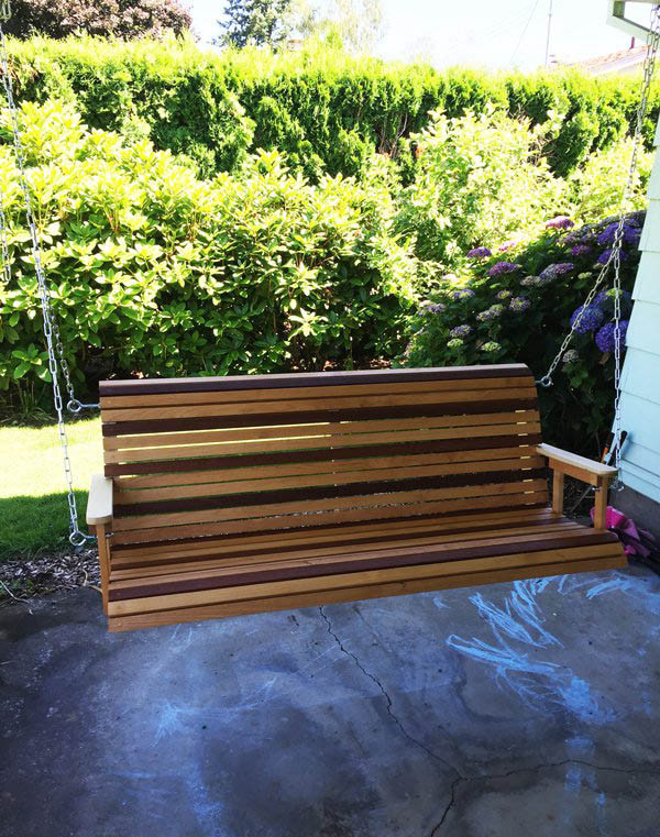 DIY Porch Swing Plans  10 Free DIY Porch Swing Plans & Ideas – Diys To Do