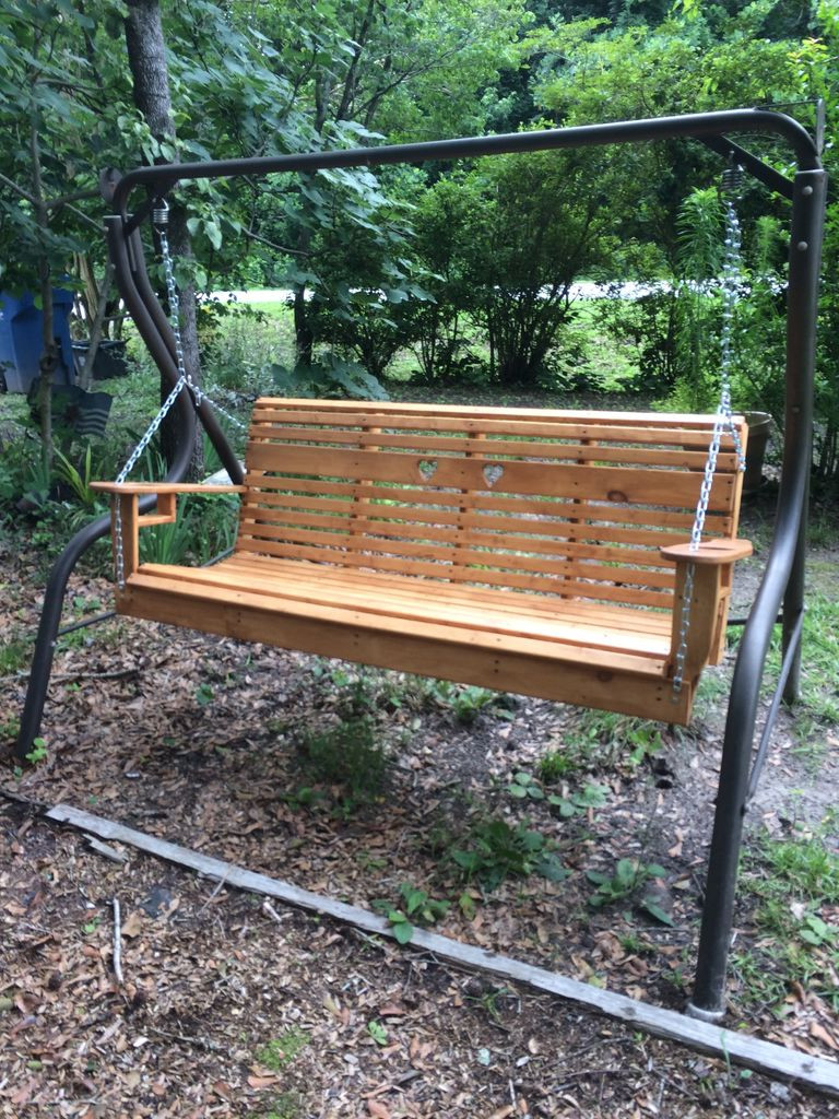 DIY Porch Swing Plans  DIY Porch Swing Free Templates 17 Steps with